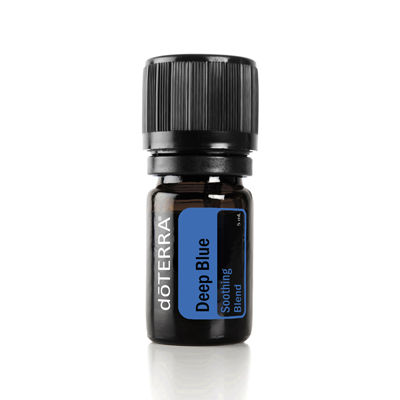 doTERRA Deep Blue™  Mix de Óleos Essenciais